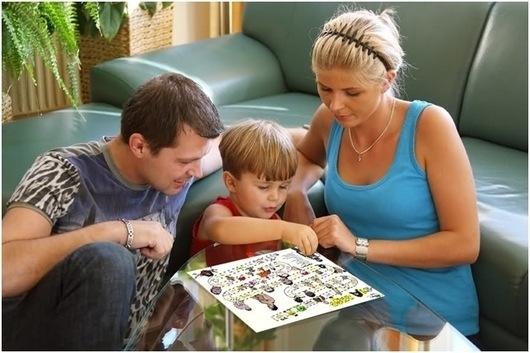 Настольные игры - отличное развлечение для всей семьи
