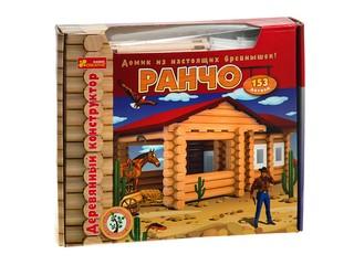 Деревянный конструктор «Ранчо». Вид 1
