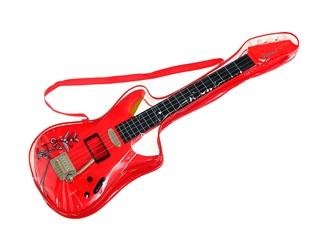 Гитара в рюкзаке . Вид 1