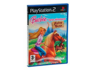 Barbie Horse Adventures PS-2: Riding Camp. Вид 1