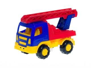 Автомобиль-пожарная спецмашина Тема. Вид 1