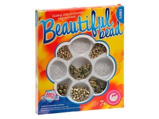Набор для создания украшений Beautiful bead золотые узоры
