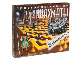 Пространственные шахматы. Вид 1