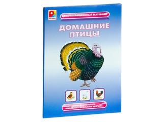 """Демонстрационный материал """"Домашние птицы"""". Вид 1"""