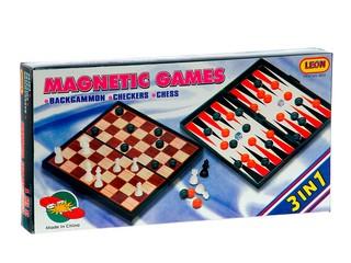 Шахматы большие. Вид 1