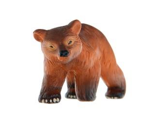Детеныш бурого медведя