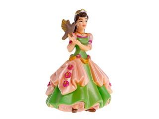 Принцесса с птицей. Вид 1