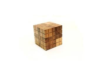 Кубик из 4 элементов . Вид 1