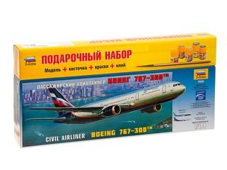 Самолет боинг 767