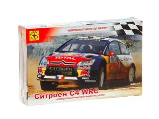 Игрушка автомобиль Cитроен С4 WRC