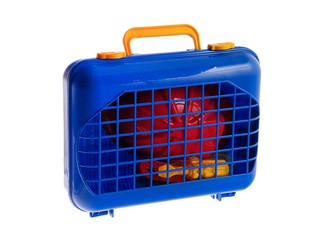 Набор механик в чемодане. Вид 1