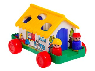 Игровой дом в сет