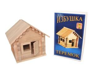 Конструктор Избушка-Теремок. Вид 1