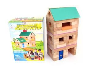 Конструктор Трехэтажный домик