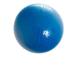Мяч синий