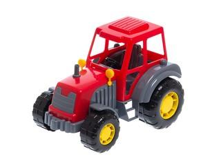 Трактор. Вид 1
