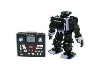 Робот i-SOBOT. Вид 4