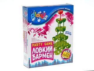 Настольные игры plays ловкий бармен. Вид 1