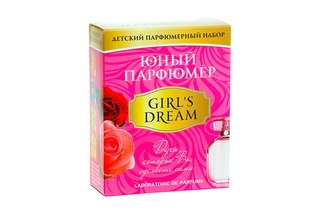 Юный парфюмер girls dream. Вид 1