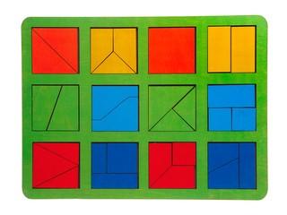 Сложи квадрат макси 1