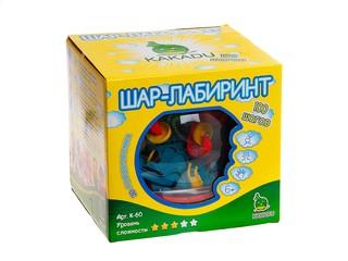 Шар-лабиринт 100