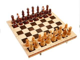 Шахматы турнирные инкрустированные