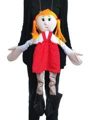 Ростовая кукла внучка. Вид 1