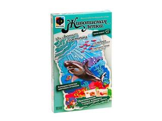 Живописная лепка гроза морей акула. Вид 1