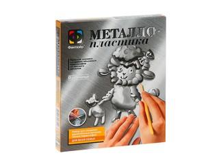 Металлопластика овечка. Вид 1