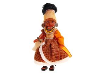 Кукла Нора. Вид 1