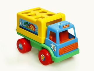 Сортер грузовик