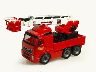 Большой пожарный кран