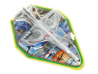 """Летающая модель самолета """"Стриж"""". Вид 1"""