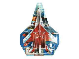 """Летающая модель самолета """"Миг"""". Вид 1"""