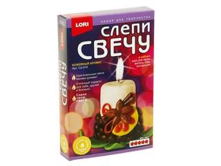 """Набор Слепи свечу """"Кофейный аромат"""". Вид 1"""