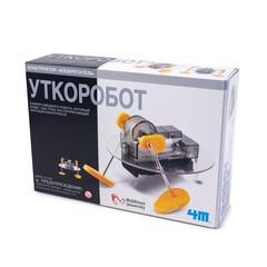 Электронный конструктор 4M Уткоробот