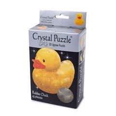 3D Головоломка Crystal Puzzle Уточка золотая