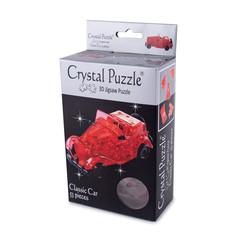 3D Головоломка Crystal Puzzle Автомобиль красный