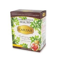 Набор для приготовления мыла Master IQ2 Парфюмерное мыло Сандал