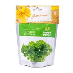 Набор для выращивания Happy Plant Петрушка кучерявая
