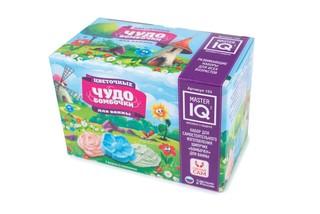 Чудо бомбочки для ванны Master IQ2 Цветочные