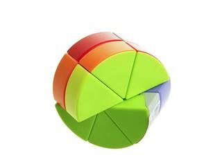 Кубик Рубик Нестандартный