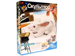 """Скульптор """"Попробуем вылепить Кролика"""""""