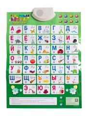 Звуковой плакат Знаток Говорящая азбука