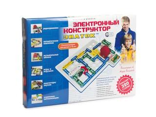 Электронный конструктор Знаток - 320 схем. Вид 1