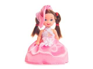 Кукла Танюшка розовая. Вид 1