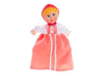 Кукла-перчатка Аленушка. Вид 2