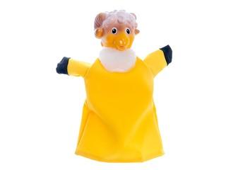 Кукла-перчатка Баран. Вид 1