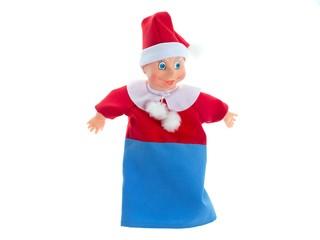 Кукла-перчатка Буратино. Вид 2