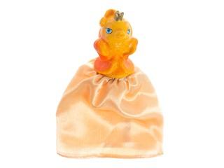 Кукла-перчатка Золотая рыбка